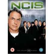 NCIS (Naval Criminal Investigative Service) Season 4 [DVD]