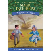 Magic Tree House 23 Twister On Tuesday by Mary Pope Osborne