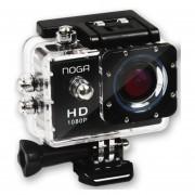 Camara Nogapro Extreme 1080p Full Hd Wifi Hdmi + Accesorios