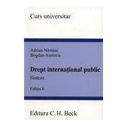 Drept international public. Sinteze. Editia 6