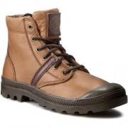 Trapery PALLADIUM - Pallabrouse Leather 02452284 Tan
