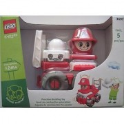 LEGO Explore Preschool building toy-Fire truck