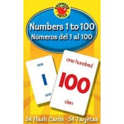 Numbers 1 To 100 / Numeros del 1 al 100 by Brighter Child