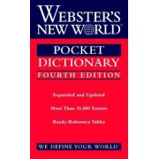 Webster's New World Pocket Dictionary, Fourth Edition by Editors Of Webster's New World College Dictionaries