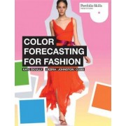 Colour Forecasting for Fashion by Kate Scully