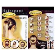 Accesorii pentru par hairagami bun tail