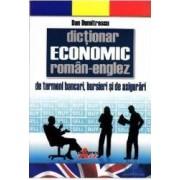 Dictionar economic roman-englez de termeni bancari bursieri si de asigurari - Dan Dumitrescu