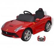 Vidaxl Voiture De Course Ferrari F12 Rouge 6 V Avec Télécommande
