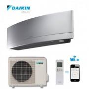 Daikin Climatizzatore Condizionatore Daikin Inverter Emura Silver SMART WI-FI FTXG25LS A+++ 9000 btu