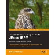 Business Process Management with JBoss jBPM by Matt Cumberlidge