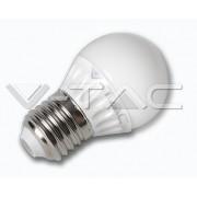 Bombilla led 4w E27 Epistar luz natural 4500k lampara