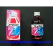 ORALDINE LIQUIDO 200 CC 357418 ORALDINE COLUTORIO CLASICO ANTISEPTICO BUCAL - (200 ML )