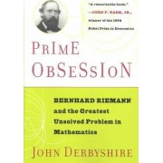 Prime Obsession by John Derbyshire