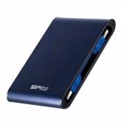 """Silicon Power Armor A80 1TB - HDD extern 2.5"""", USB 3.0, albastru"""