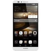 Huawei Ascend Mate 7 Smartphone, Display IPS 6 pollici, Processore 1,8 GHz Octa-Core, Memoria 16GB, 2GB RAM, Singola SIM, Fotocamera 13 MP, Android 4.4 KitKat, Argento