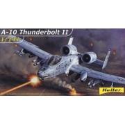 Heller 79912 - Modellino da costruire, A-10 Thunderbolt Ii, scala 1:144 [Importato da Francia]