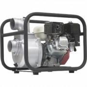 NorthStar Self-Priming Semi-Trash Water Pump - 3 Inch Ports, 15,850 GPH, 3/4 Inch Solids Capacity, 160cc Honda GX160 Engine, Black