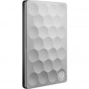 Hard disk extern Seagate Backup Plus Ultra Slim Platinum 2TB 2.5 inch USB 3.0