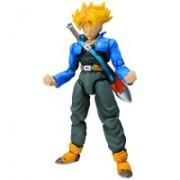 Bandai Dragon Ball Trunks Premium Colors Action Figure - 14 cm