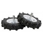 Radsatz 18 für die Kombimaschine Fusion 10TG Vario & Vision 700
