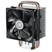 Cooler Master Hyper T2 - Compact CPU Cooler with Dual Looped Direct Contact Heatpipes INTEL/AMD with AM4 Support