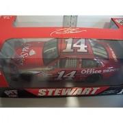 2010 Pit Stop Nascar Tony Stewart # 14 Die Cast 1/24 Car