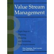 Value Stream Management by Don Tapping