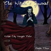 The Witch's Journal, October City Vampire Tales by Kaytee Thrun