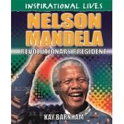 Nelson Mandela by Kay Barnham