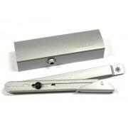 Samozamykacz GEZE TS1500 drzwiowy górny srebrny
