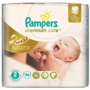 Scutece Premium Care 2 Jumbo Pack, 96 buc, Pampers