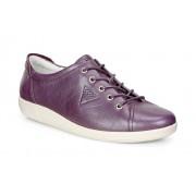 Pantofi casual dama ECCO Soft 2.0 (Mov)