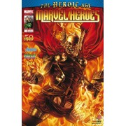 "[ The Heroic Age ] Marvel Heroes N° 3 ( Avril 2011 ) : "" Chiens De Guerre "" ( Thor / Avengers / Avengers Academy / World War Hulks )"