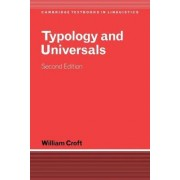 Typology and Universals by William Croft