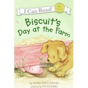 Biscuit's Day At The Farm by Alyssa Satin Capucilli