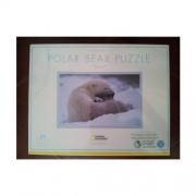 National Geographic Polar Bear Puzzle By Pottery Barn Kids