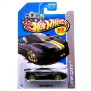 Mattel Lotus Evora Gt4 13 Hot Wheels 10/250 (Black) Vehicle