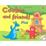 Cookie and friends Plus B(Vanessa Reilly)