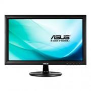 Asus VT207N/ 19.5, 10 Points Touchscreen Monitor, DVD-D & D-Sub LED monitor - 1600 x 900 - TN - 250 cd/m2