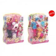 Mattel barbie e i suoi cuccioli bhg13