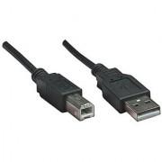 Manhattan USB2.0 Cable AM-BM 6-Feet/1.8m (333368)