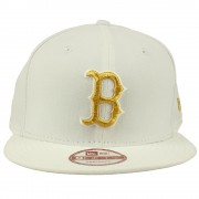 Boné New Era 950 Basic White Boston Red Sox