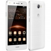 Smartphone Huawei Y5II DS White, memorie 8 GB, ram 1 GB, 5 inch, android 5.1 Lollipop
