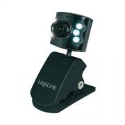 LogiLink Kamera internetowa LogiLink UA0072, 640 x 480 px, oświetlenie LED