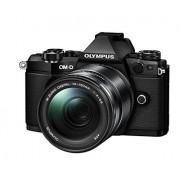 "Olympus E-M5 MarkII Cámara EVIL de 16.1 Mp (pantalla táctil 3"", estabilizador óptico, grabación de vídeo Full HD), color negro Kit con objetivo M.Zuiko EZ 14-150 mm f4 (importado)"