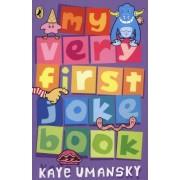 My Very First Joke Book by Kaye Umansky