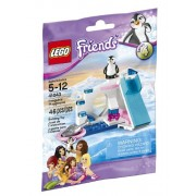 Lego Friends Penguin S Playground 41043 Building Kit