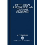 Institutional Shareholders and Corporate Governance by Vice President Governance Geof Stapledon