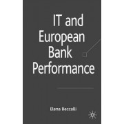 IT and European Bank Performance by Elena Beccalli
