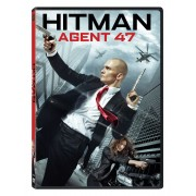 Hitman:Rupert Friend,Zachary Quinto,Ciaran Hinds - Agent 47 (DVD)